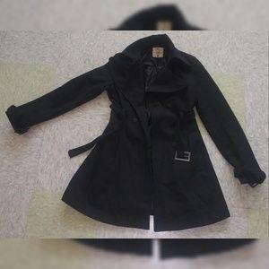 Jackets & Blazers - Wool Dress coat